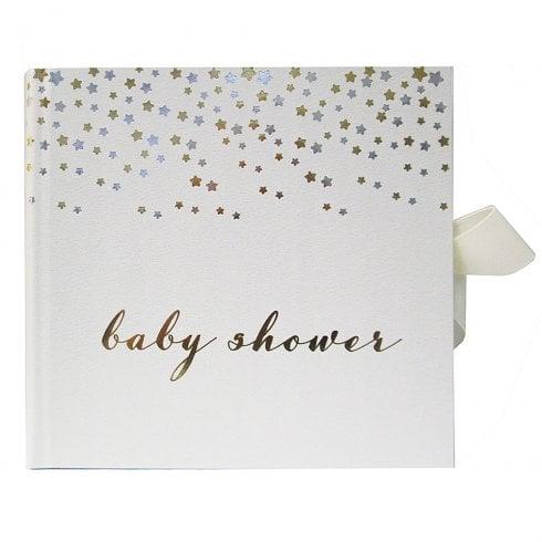 Bambino Little Stars Photo Album - Baby Shower