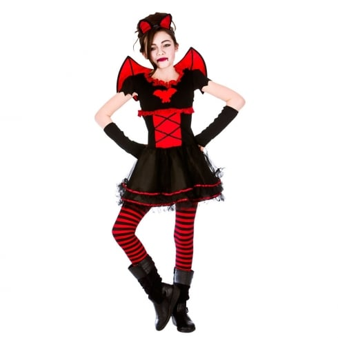 Wicked Costumes Little Vamparina (5-7) Medium