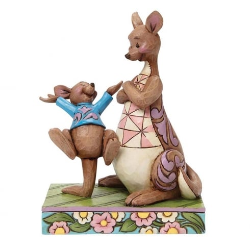 Disney Traditions Look Mama I Bounced Kanga and Roo