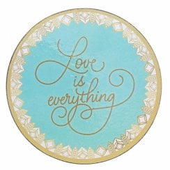 Love Is Everything Coasters Set of 4