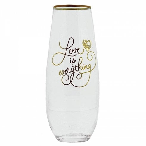 Love Always Collection Love Is Everything Toasting Glasses Set Of 2