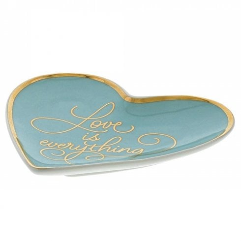 Love Always Collection Love Is Everything Wedding Ring Dish