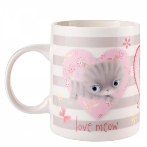 Little Meow Love Meow Mug