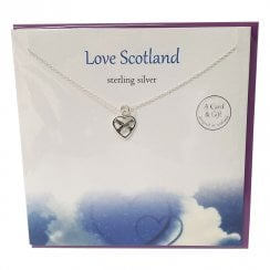 Love Scotland Pendant