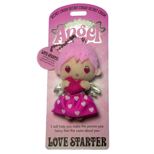 Watchover Angels Love Starter Angel Keyring