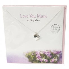 Love You Mum Pendant
