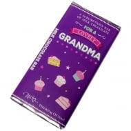 Lovely Grandma Milk Chocolate Bar