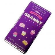Lovely Granny Milk Chocolate Bar