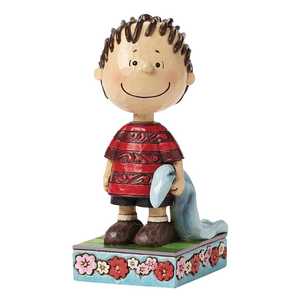 Peanuts By Jim Shore Loyal Linus Figurine 4049399