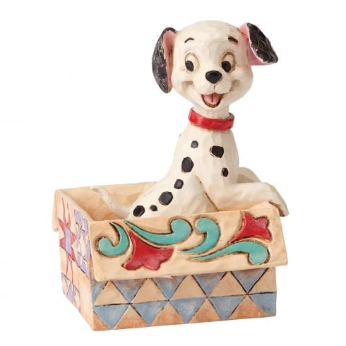 Disney Traditions Lucky Mini Figurine