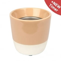 Lucy Scenterpiece Vessel Melt Cup Warmer With Timer