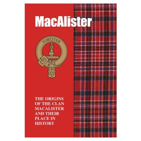 Lang Syne Publishers Ltd MacAlister Clan Book