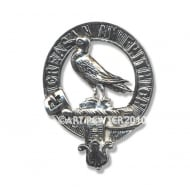 MacDonnell (of Glengarry) Clan Crest Key Fob