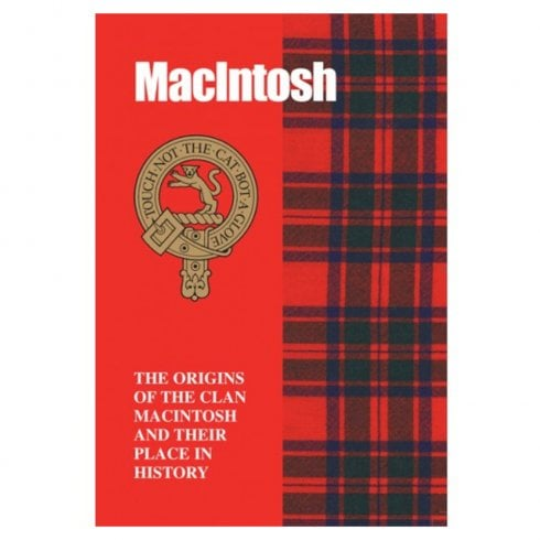 Lang Syne Publishers Ltd MacIntosh Clan Book