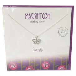 Mackintosh Butterfly Pendant