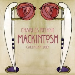 Mackintosh Wall Calendar 2019