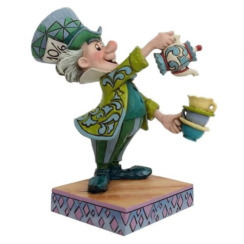 Disney Traditions Mad Hatter Figurine