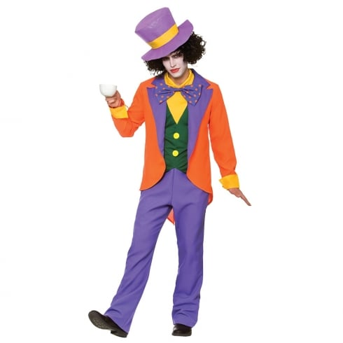 Wicked Costumes Mad Hatter Medium