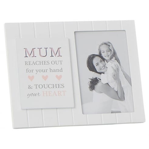 Shudehill Giftware Madison Style Mum 4 x 6 MDF Photo Frame