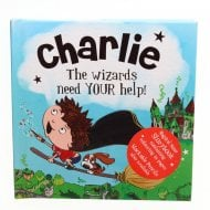 Magical Name Storybook - Charlie