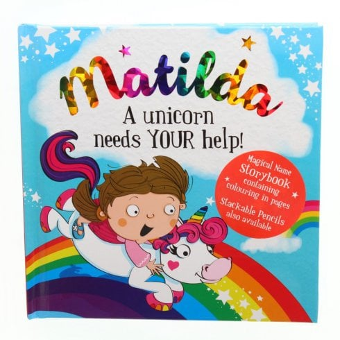 Thistle Products Ltd Magical Name Storybook - Matilda