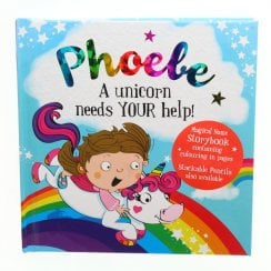 Magical Name Storybook - Phoebe