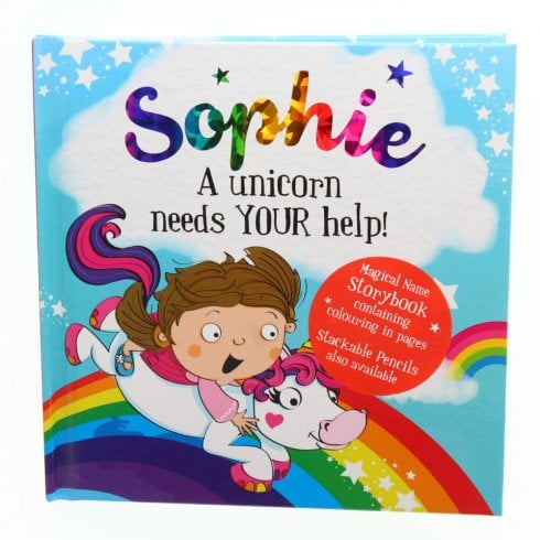 History & Heraldry Magical Name Storybook - Sophie