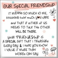 Magnet - Our Special Friendship