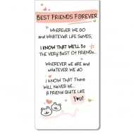 Magnetic Bookmark - Best Friends Forever