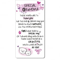 Magnetic Bookmark - Special Grandma