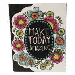 Make Today Amazing Pocket Notepad & Pen