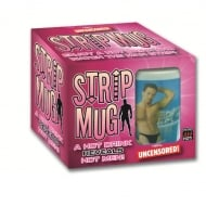 Male Strip Mug (Pink Box)