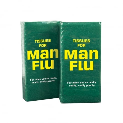 Funtime Man Flu Tissues