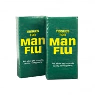Man Flu Tissues