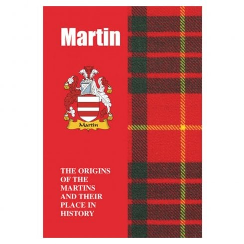 Lang Syne Publishers Ltd Martin Clan Book