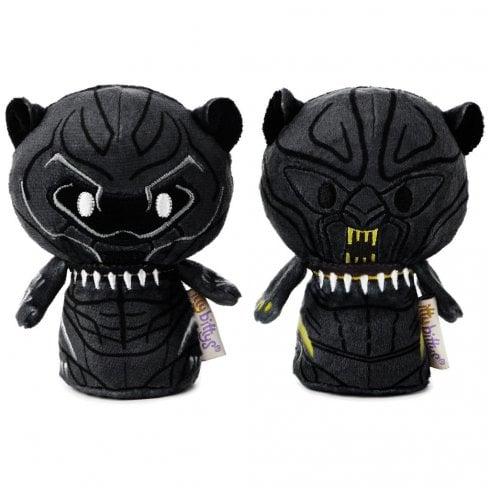 Hallmark Itty Bittys Marvel Black Panther and Erik Killmonger US set of two