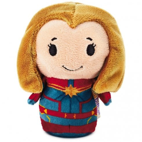 Hallmark Itty Bittys Marvel Captain Marvel US Special Edition