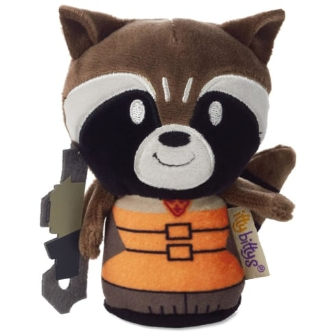 Hallmark Itty Bittys Marvel Guardians of the Galaxy Rocket Raccoon Limited Edition US Version