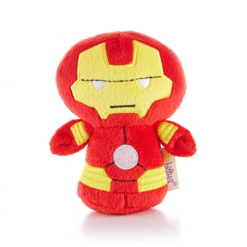 Hallmark Itty Bittys Marvel Superhero Iron Man (red/yellow)