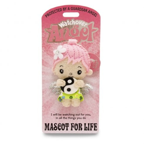 Watchover Angels Mascot For Life Angel Keyring