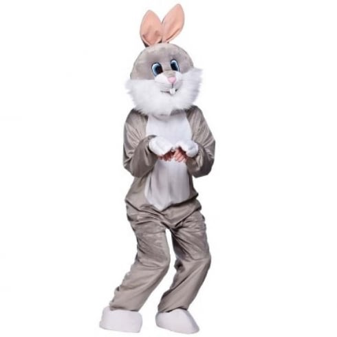 Wicked Costumes Mascot-Funny Bunny
