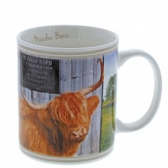 Meadow Barn Mug