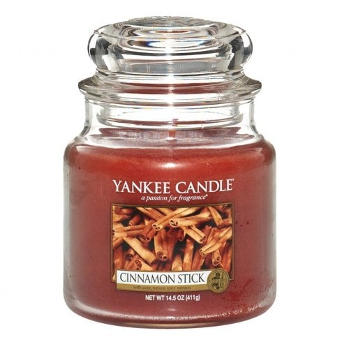 Yankee Candle Medium Jar Candle Cinnamon Stick