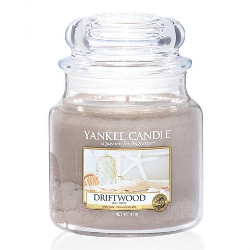 Yankee Candle Medium Jar Candle Driftwood