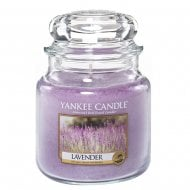 Medium Jar Candle Lavender