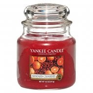 Medium Jar Candle Mandarin Cranberry