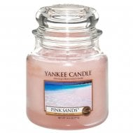 Medium Jar Candle Pink Sands