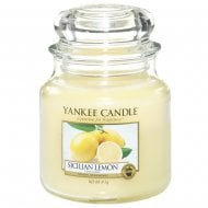 Medium Jar Candle Sicilian Lemon