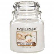 Medium Jar Candle Wedding Day