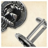 Menzies Clan Crest Cufflinks